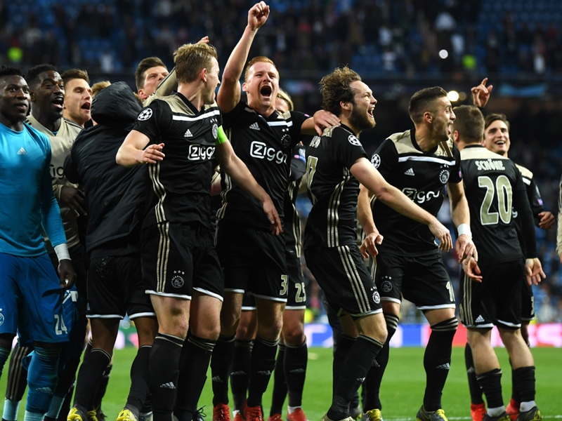 Ajax won't get ahead of themselves after Madrid triumph, says Didulica