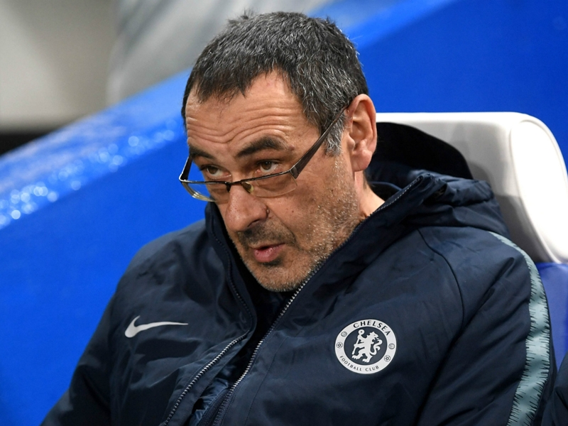 Chelsea have to stick with Sarri because nobody else will want the job – Melchiot
