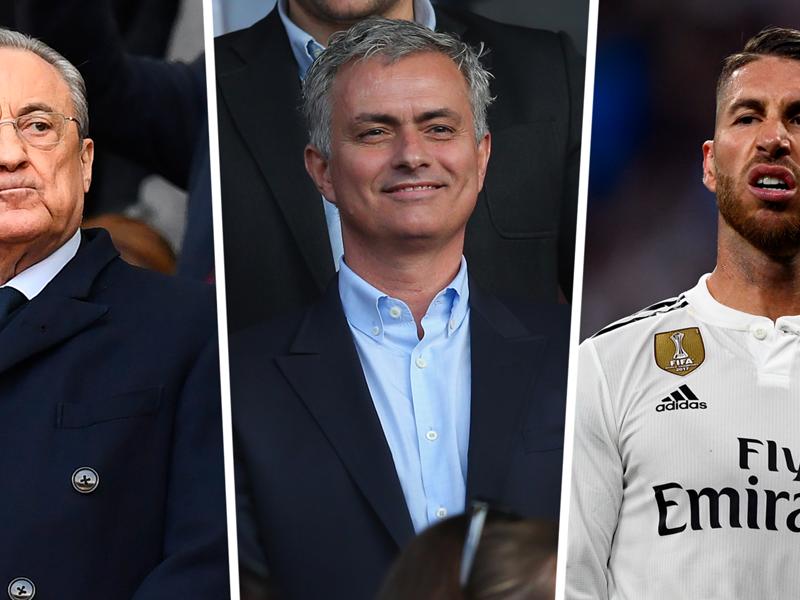 Real Madrid : Ronaldo parti, Ramos sur le départ et Mourinho de retour ? Le club est en pleine tourmente