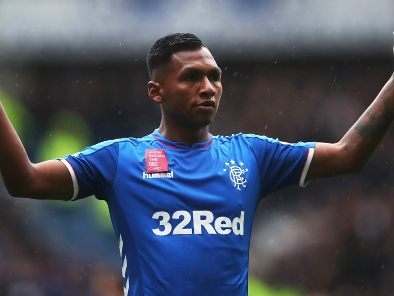 Morelos ends Dortmund & Leicester talk by penning new Rangers deal