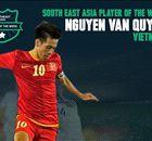 Goal SEA Player of the Week: Nguyen Van Quyet