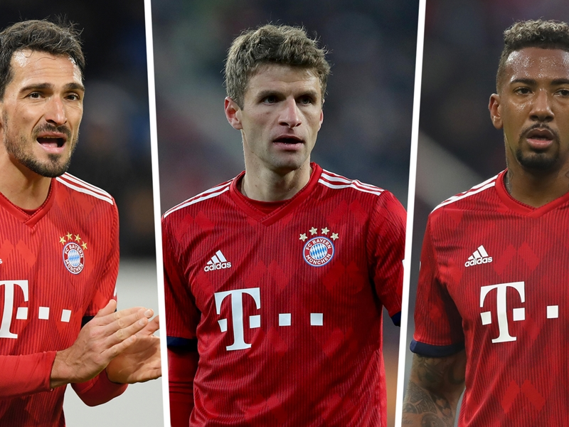 Explained: Why Bayern stars Muller, Boateng & Hummels were dropped by Germany coach Low