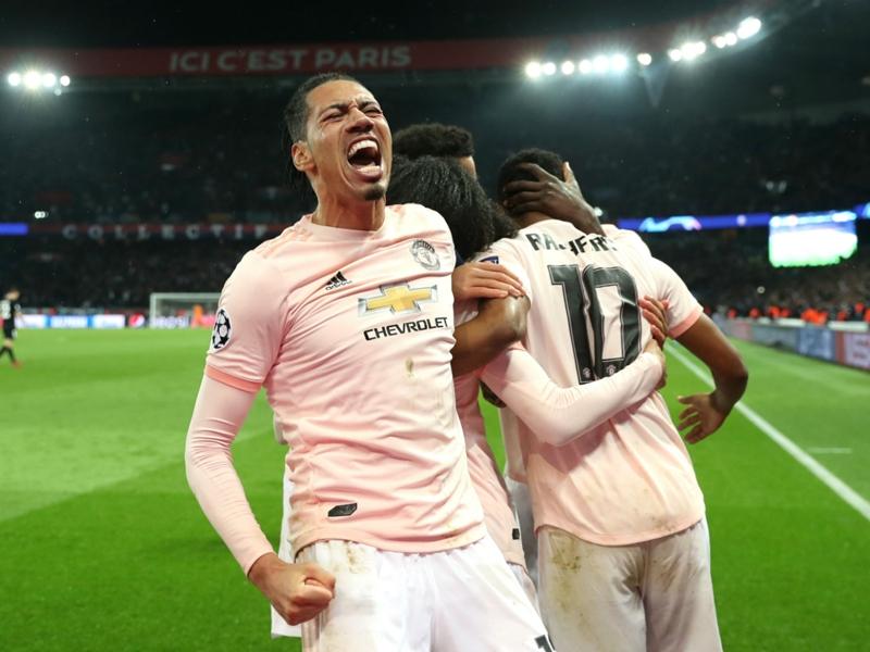 PSG win will galvanise Man United's season - Smalling
