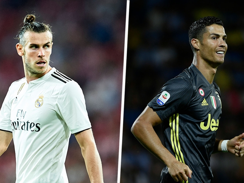 'Stop comparing Bale to Ronaldo!' - Former Real Madrid star is irreplaceable, says Poyet