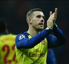 Arsenal, l'Inter sur Podolski