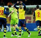 Las curiosidades del Arsenal - Newcastle