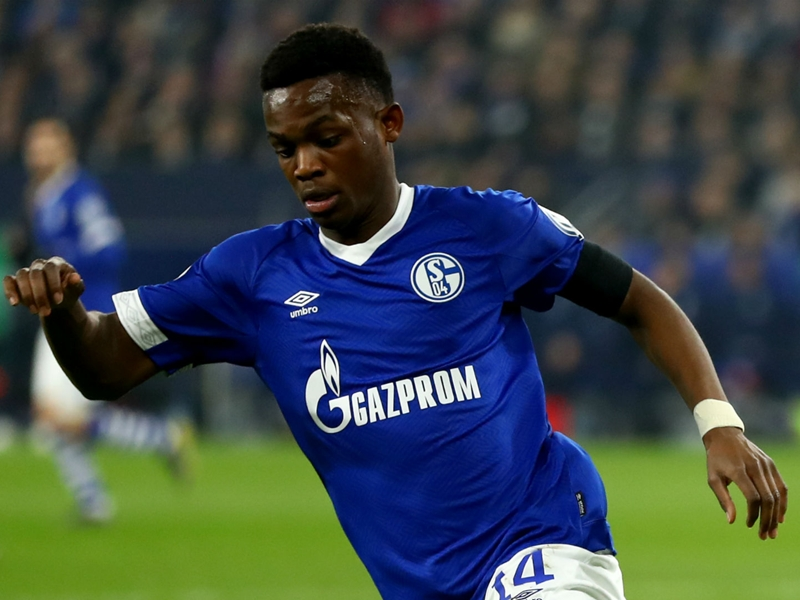 Matondo insists leaving Man City to join Schalke was the right call