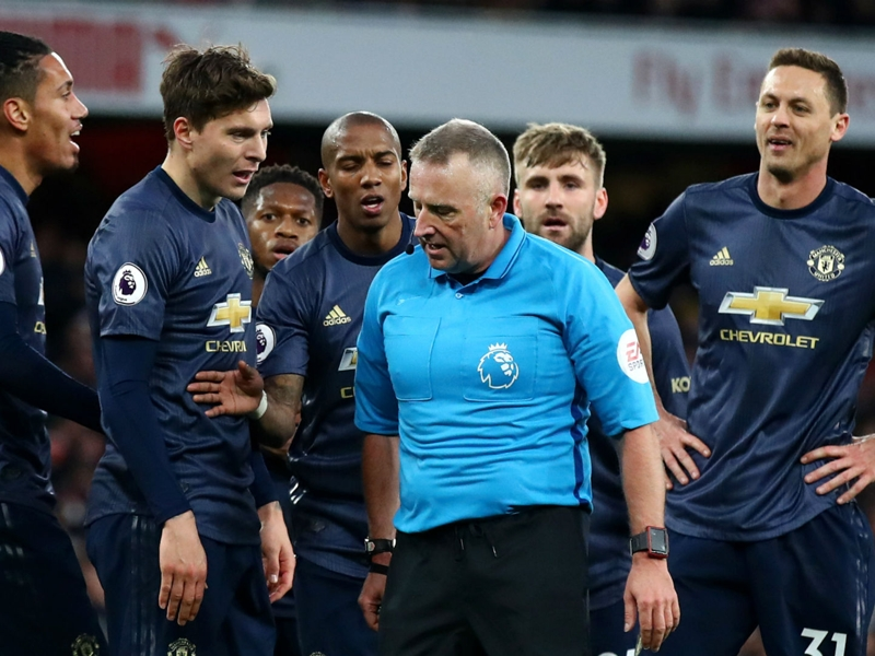 'It wasn't a penalty' - Fred disputes questionable call in Man Utd's defeat at Arsenal