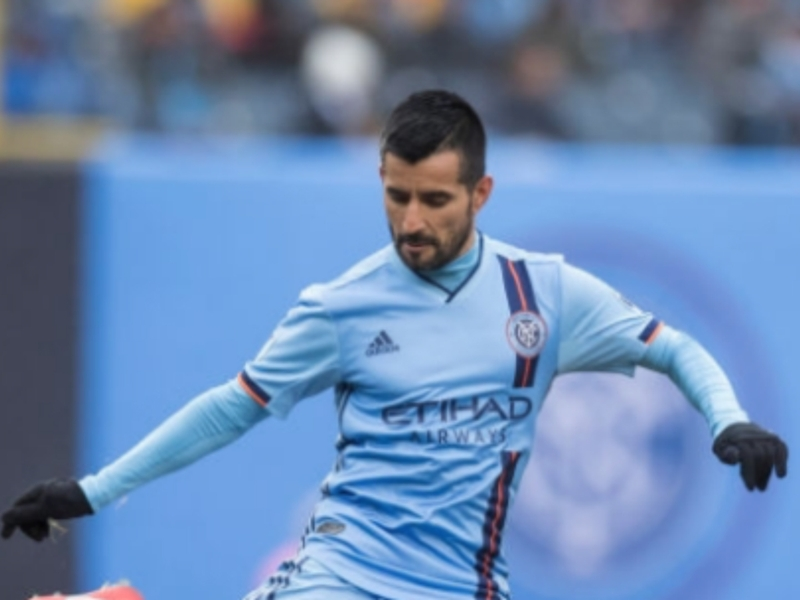 Life after David Villa no easy stroll for NYCFC