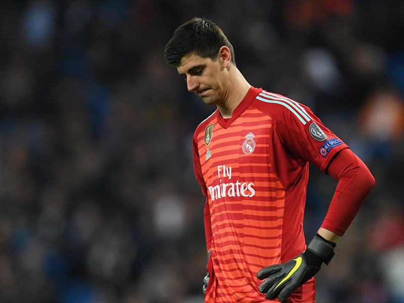 'Everyone is targeting Thibaut' - Courtois' father feels Real Madrid goalkeeper being treated unfairly