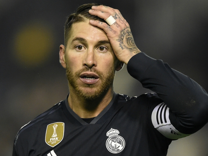 'It's been disastrous!' - Ramos addresses yellow card mistake and talk of Real Madrid rows with Marcelo & Perez