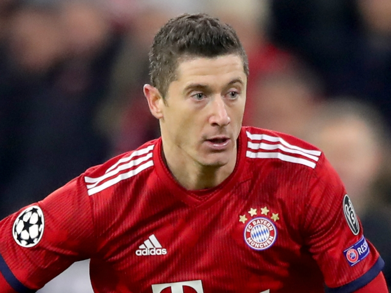 'He released that striker's instinct in me' - Lewandowski praises former boss Klopp