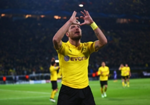 L'attaccante del Dortmund, Ciro Immobile