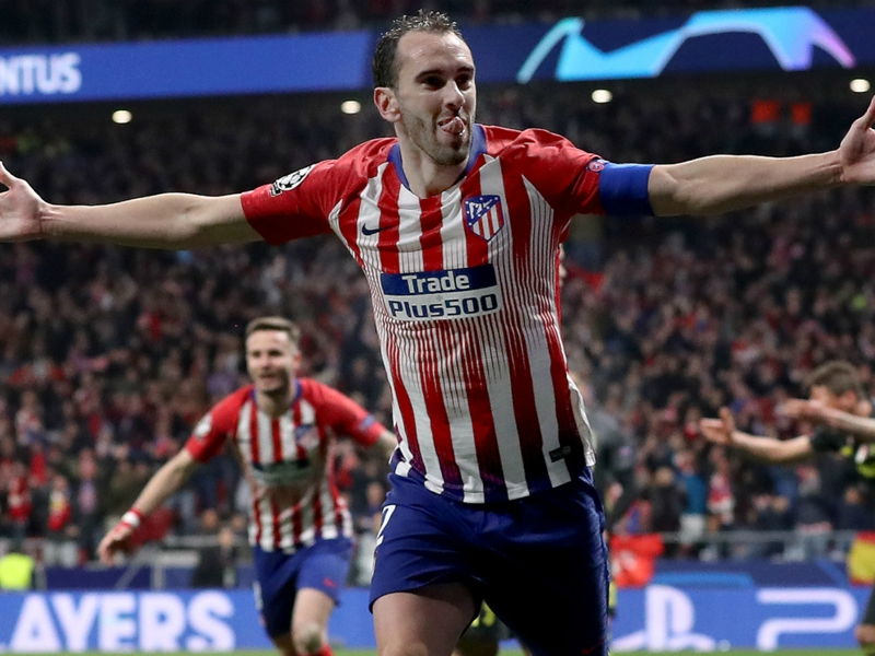 Godin passed fit as Simeone warns against focusing on Ronaldo