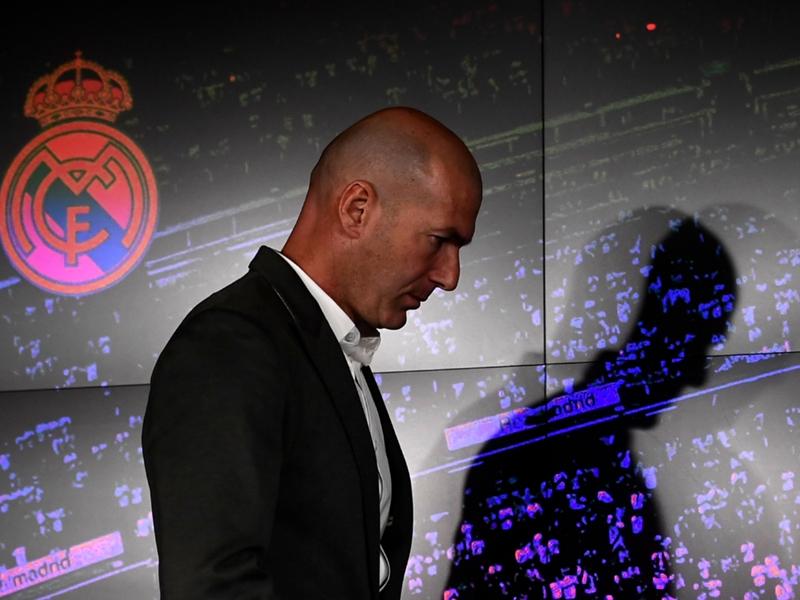 """VIDÉO - Zidane explique son come-back au Real Madrid : """"Je pense à ce que mon coeur me dit"""""""