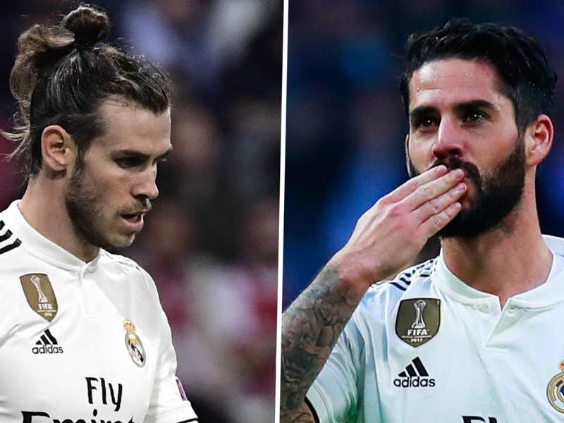 Isco and Marcelo laughing, Bale crying: Winners and losers of Zidane's return to Real Madrid
