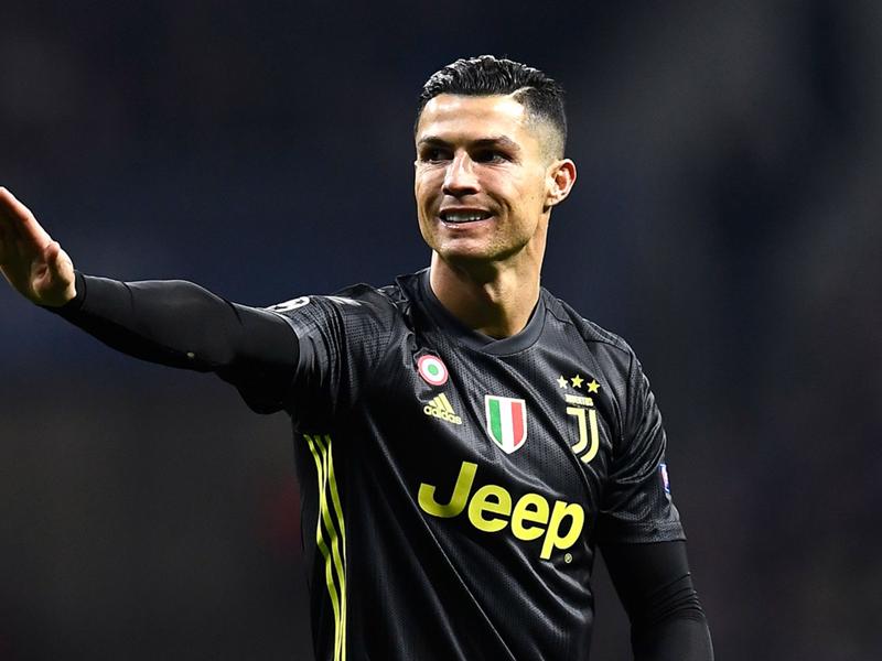 Revealed: Cristiano Ronaldo's phenomenal goal record against Atletico Madrid
