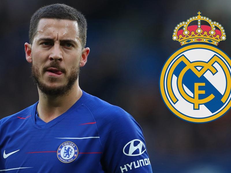 Eden Hazard attend que Chelsea fixe son prix pour aller au Real Madrid ?