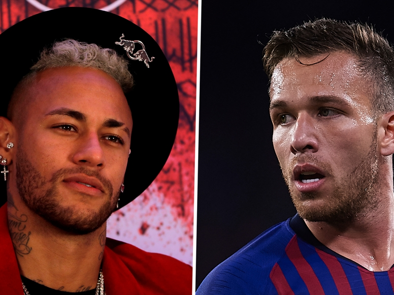 Barcelona star Arthur reveals regret at attending Neymar's birthday bash 48 hours before El Clasico
