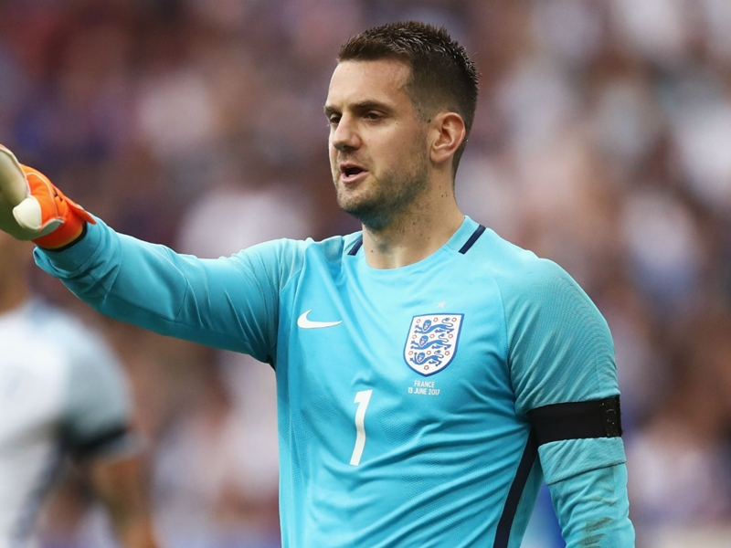Heaton hoping for England recall with countdown on to Nations League finals