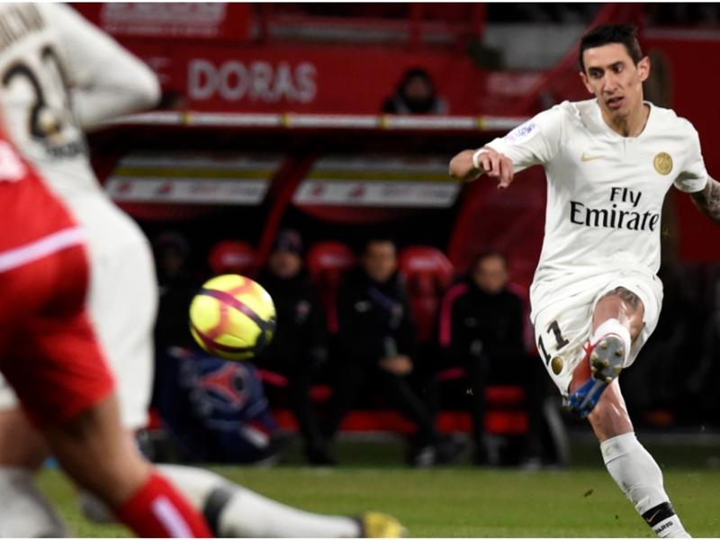 Dijon 0 Paris Saint-Germain 4: No Champions League hangover as Di Maria dazzles