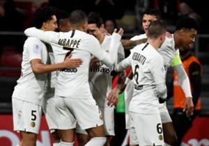 Hasil Pertandingan: Dijon 0-4 Paris Saint-Germain