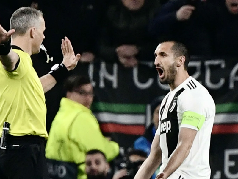 'How is that a foul?!' - VAR review splits opinion after Ronaldo infraction