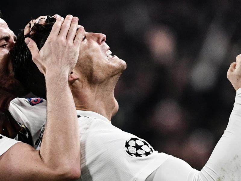 LIVE: Juventus vs Atletico Madrid