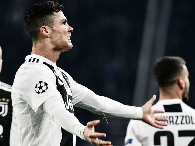 'That's why Juventus signed me!' - Ronaldo revels in Champions League hat-trick heroics