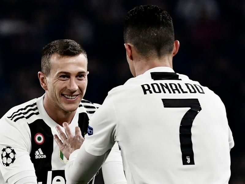 Ronaldo steals the show for Juventus but Bernardeschi catches Allegri's eye