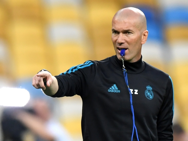 """VIDÉO - Real Madrid, Zinédine Zidane : ''Les joueurs ont envie de bien terminer la saison"""""""