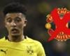 Borussia Dortmund'dan Manchester United'a kötü haber! Jadon Sancho...
