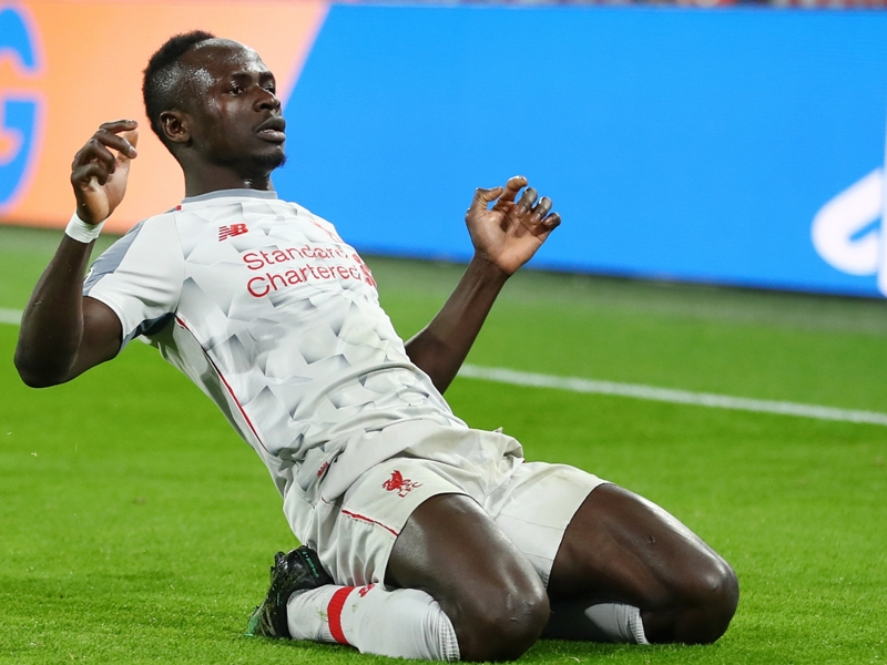 Sadio Mane unstoppable as Liverpool dump Bayern Munich out of Champions League