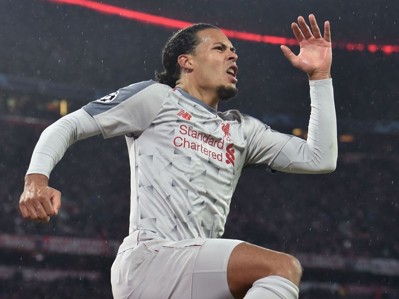 Van Dijk: Brave Liverpool forced Bayern to change their ways