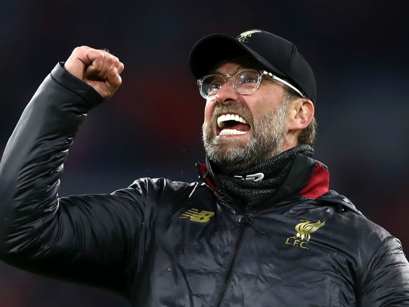 Klopp: Beckenbauer 'knighting' doesn't add any pressure for me