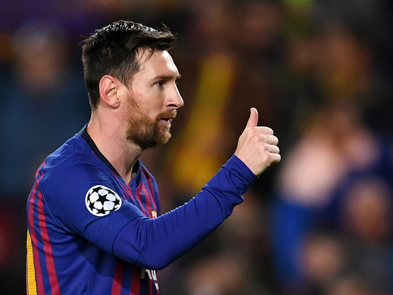 'Genius Messi' went into Champions League mode - Genesio