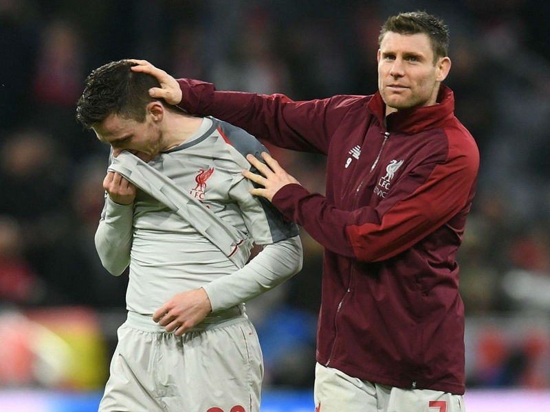 'Liverpool were atrocious against Bayern... as bad as I've ever seen!'