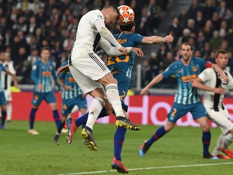 Ligue des champions - Quand Cristiano Ronaldo affirmait à Patrice Evra que la Juve allait se qualifier contre l'Atlético