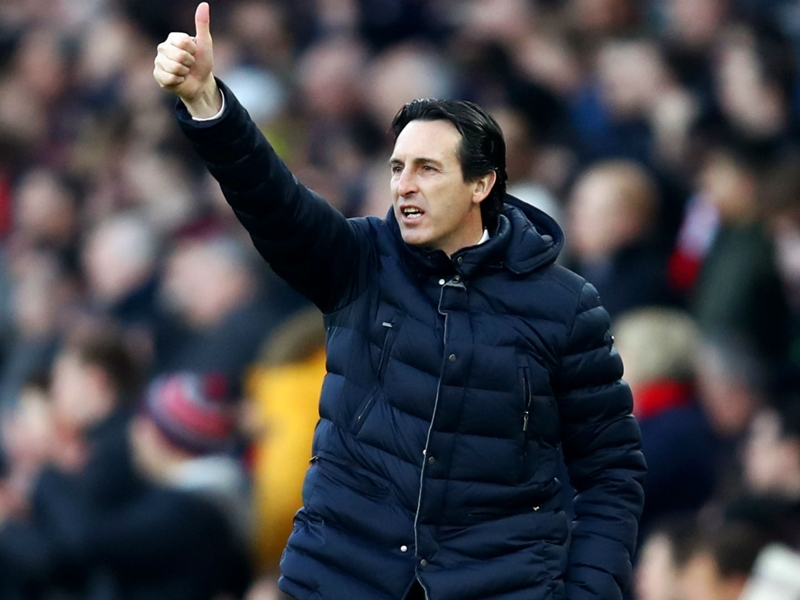 Pires convinced Emery is right man for 'strange' Arsenal