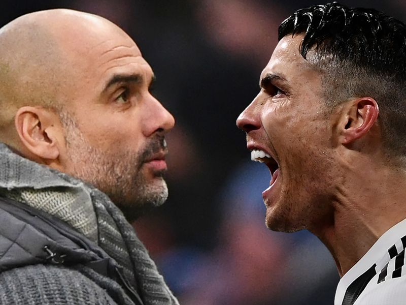 Guardiola excels at assembling systems – Ronaldo tears them apart