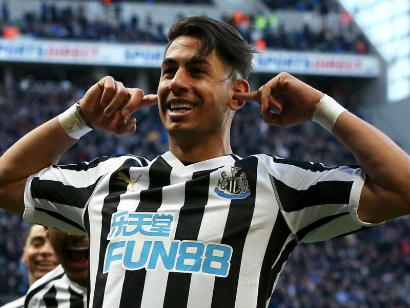 Newcastle striker Perez snubbed Real Madrid & Barcelona in the past but plans La Liga move