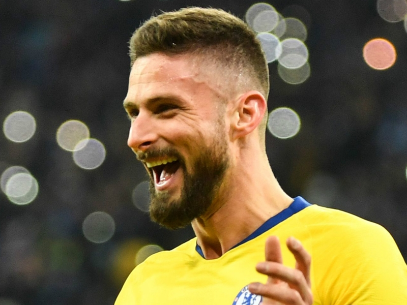 'I'm not ready to just be a back-up' - Giroud demands more minutes after Kiev hat-trick