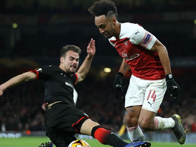 Letang, Aubameyang... Les réactions après Arsenal-Rennes (3-0)
