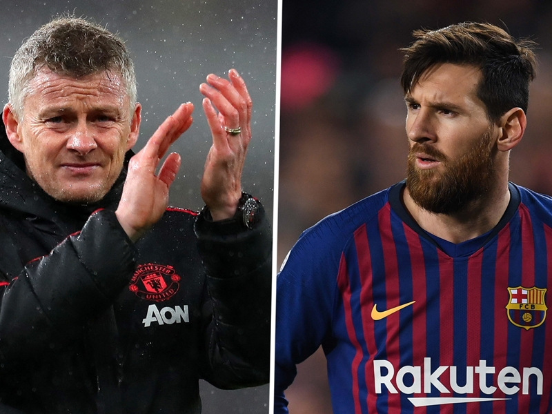 'Can't wait for Barcelona vs. Man Utd' - Nigerians react to Uefa Champions League quarter-finals draw