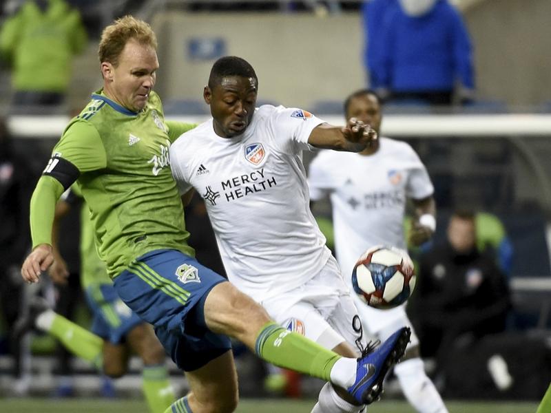 Cincinnati's Fanendo Adi gears up for 'emotional game' against Portland Timbers