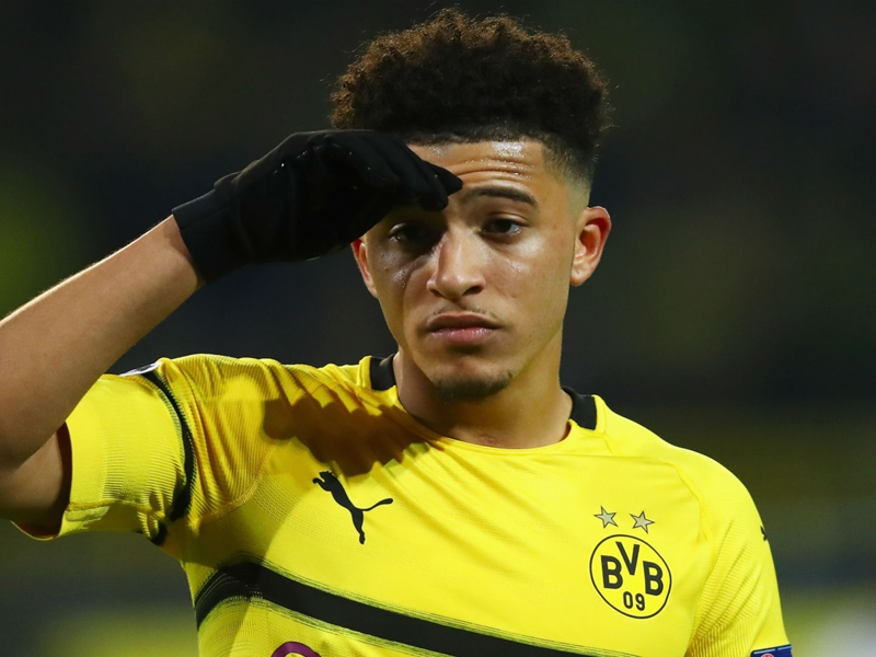 Guardiola says Sancho didn't want to take the challenge at Man City