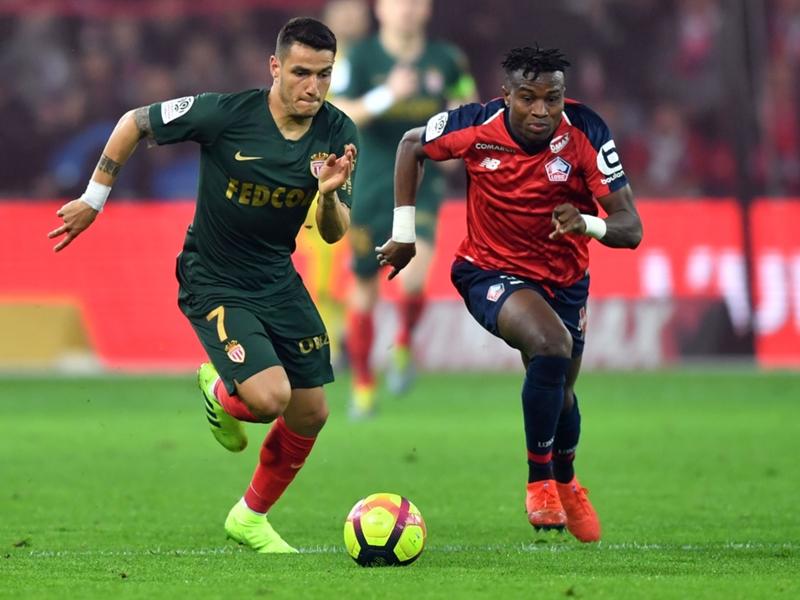 Lille-Monaco 0-1 - Monaco douche le LOSC