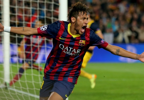 Neymar: I may never be like Messi & CR7