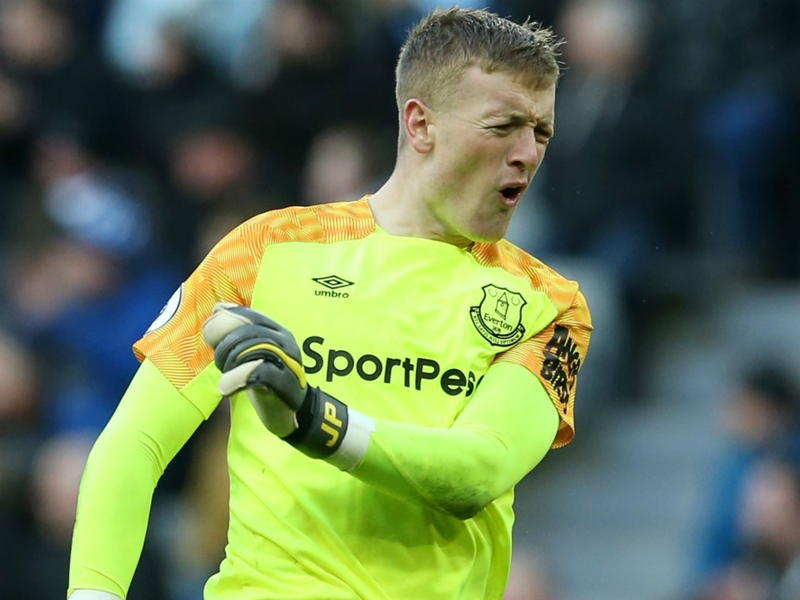 Silva challenges Pickford to work on his 'emotional balance'