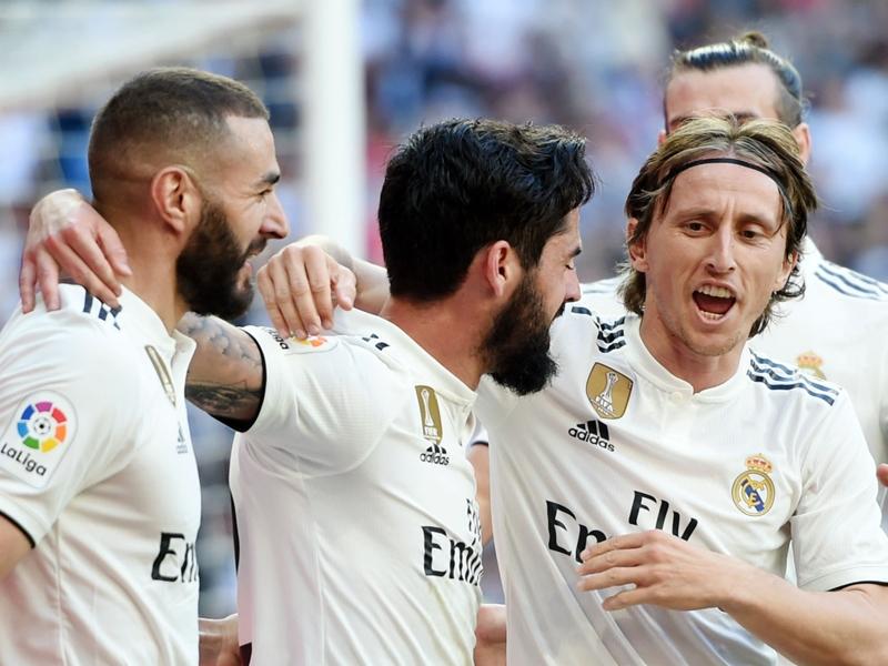 Zidane made Madrid feel more positive - Ceballos